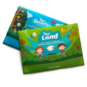 Benefitto és Land szettek