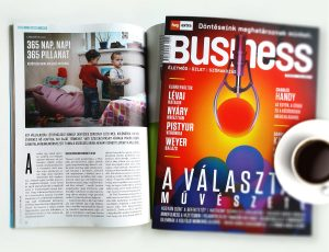 HVG Business Magazin - Plukkido